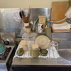 食器/無印良品/洗い物/KINTO/マグカップ...などのインテリア実例 - 2021-04-30 10:00:12