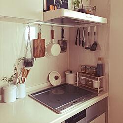 natural kitchen/tosca/オイルポット/ホーロー/断捨離...などのインテリア実例 - 2019-03-04 09:06:28