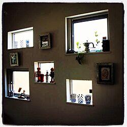 壁/天井/窓周りのインテリア実例 - 2012-05-18 14:53:50