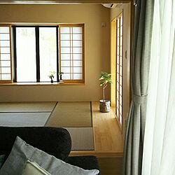 ベッド周り/新築/平屋/シンプルが好き/和室...などのインテリア実例 - 2018-04-26 18:31:09
