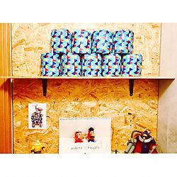 バス/トイレ/トイストーリー/DIY/ファイヤーキング/トイレットペーパー包み紙...などのインテリア実例 - 2017-08-27 22:40:03