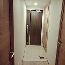 玄関/入り口/マンション暮らしのインテリア実例 - 2018-06-29 19:35:27