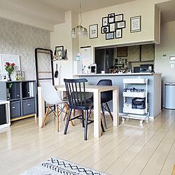 部屋全体/一番好きな場所/マンション/ニトリ/IKEA...などのインテリア実例 - 2020-05-08 10:25:56