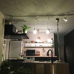 観葉植物/DIY/一人暮らし/リノベーション/アートのある暮らし...などのインテリア実例 - 2020-05-12 21:19:46