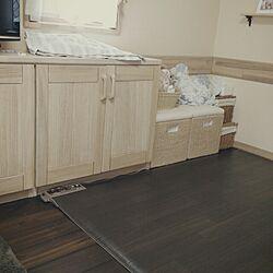 リビング/買ってよかったモノ/かんたん床暖/赤ちゃんのいる部屋のインテリア実例 - 2013-11-03 10:53:26