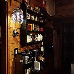 DIY/カフェ風/ログハウス/丸太の家/雑貨...などのインテリア実例 - 2020-06-11 21:17:47