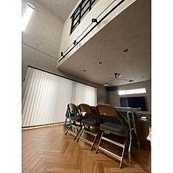 室内窓/デコ窓/バーチカルブラインド/clarinchair/CLARIN...などのインテリア実例 - 2020-08-13 12:49:22