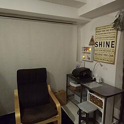 机/ホームエレクターヴィンテージ/マンション/IKEA/DIY...などのインテリア実例 - 2018-11-15 22:58:57