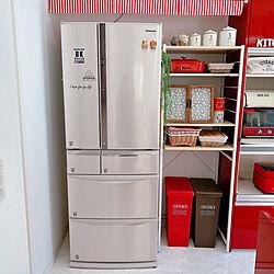 モニター応募投稿/冷蔵庫/ご縁がありますように/キッチンのインテリア実例 - 2021-02-14 12:47:44