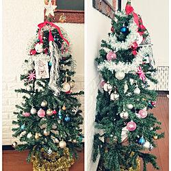 リビング/スポーツ大好きっ子の母/クリスマス/のんびりまったり♪/フォロワーの皆様に感謝です♫...などのインテリア実例 - 2018-12-25 15:19:08