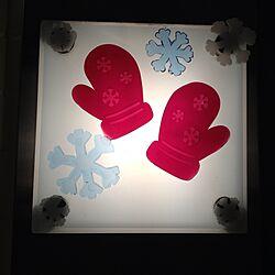玄関/入り口/Xmasデコのインテリア実例 - 2012-12-14 05:37:12