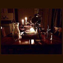 リビング/暗くてよく見えない(꒪⌓꒪)/サイトーウッド/イルマリタピオヴァーラ/賃貸 アパート...などのインテリア実例 - 2015-03-04 16:50:08