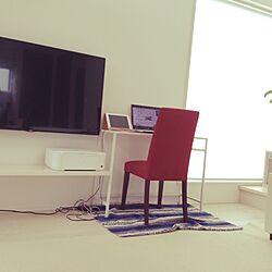 リビング/作業場/仕事机&チェア/リビングデスクのインテリア実例 - 2016-11-01 13:36:32