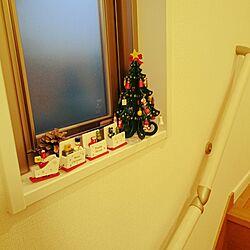 壁/天井/階段の窓/普通の家のインテリア実例 - 2015-12-13 16:45:15
