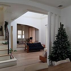 部屋全体/かざりつけ/外回りの飾りつけはいつから?/クリスマス/模様替え...などのインテリア実例 - 2020-11-24 15:42:38