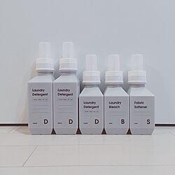バス/トイレ/sarasa design store/サラサデザインストア/洗剤ラベル/洗剤ボトルのインテリア実例 - 2016-08-25 00:40:03