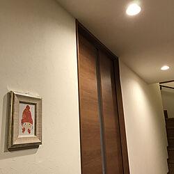 イラスト/廊下の壁/壁/天井のインテリア実例 - 2020-03-02 01:16:03