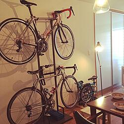 BROMPTON/JAMIS/Cinelli/RoomClipアンケート/自転車...などのインテリア実例 - 2020-02-05 20:36:56