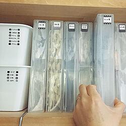 棚/薬箱/ファイルケース/暮らしを整える/薬収納...などのインテリア実例 - 2018-03-25 07:23:59