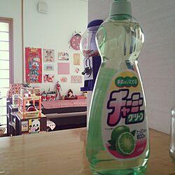 キッチン/昭和レトロ/レトロ/ごちゃごちゃ/洗剤のインテリア実例 - 2017-04-30 16:35:12