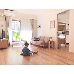 リビング/北欧/ig→muno_home/シンプルインテリア/無印良品...などのインテリア実例 - 2017-01-28 19:48:09
