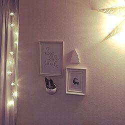 壁/天井/フレーム/IKEA/手描きイラスト/フレンチブルドッグ...などのインテリア実例 - 2015-11-15 22:03:07