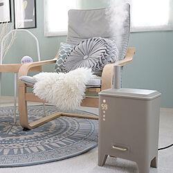 リビング/シンプル/すっきり暮らす/掃除しやすい家/加湿器...などのインテリア実例 - 2021-01-06 13:26:53