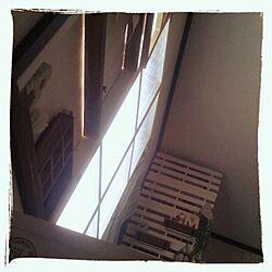 壁/天井/すのこ/RC兵庫支部/途中経過/手作り窓枠...などのインテリア実例 - 2014-06-21 13:02:59