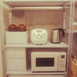 キッチン/無印良品のインテリア実例 - 2018-04-02 20:15:48