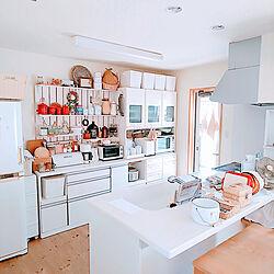 キッチン/ヴィンテージ/アンティーク/飾り棚/DIY...などのインテリア実例 - 2020-06-28 17:47:41