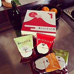 しるくまカフェ/インスタントお汁粉/ベルメゾンのインテリア実例 - 2013-11-14 15:22:01