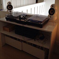 棚/レコード棚のインテリア実例 - 2012-07-05 09:52:59