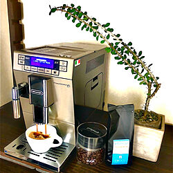 シンプルモダンインテリア/コーヒーメーカー/家電/北欧モダン/デザイナーズ...などのインテリア実例 - 2020-06-04 19:32:52