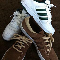 お気に入りの靴/Adidasのインテリア実例 - 2012-04-20 09:50:17