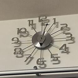 リメイク/夏のスペシャルクーポン/RoomClipショッピング/掛け時計/シンプル...などのインテリア実例 - 2021-08-29 17:59:35