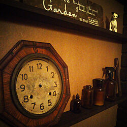 キッチン/ディスプレイコーナー/レトロ/アンティーク/古道具...などのインテリア実例 - 2020-04-12 19:27:02
