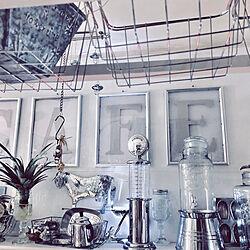 キッチン/Water jug/BARBUTLER/雑貨大好き♡/カメラマーク消し☆...などのインテリア実例 - 2018-09-27 12:48:10
