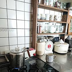 キッチン/おうちアウトドア/WECK/DeLonghi/山善...などのインテリア実例 - 2020-06-01 07:54:44
