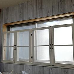 ベッド周り/壁紙DIY/元作業部屋/新しい寝室/DIY...などのインテリア実例 - 2021-06-07 13:45:02