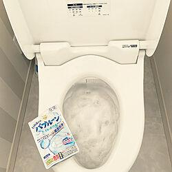 らくハピ/バブルーン/掃除/洗面所/トイレ...などのインテリア実例 - 2020-06-03 20:30:07