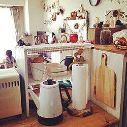 キッチン/電気ケトル/レコルト/セレクトショップ AQUAのインテリア実例 - 2014-10-16 15:20:07