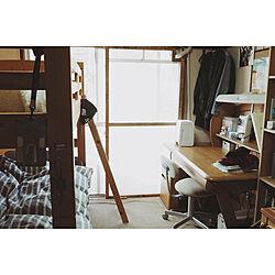 部屋全体/子供部屋/団地/二段ベッド/団地部...などのインテリア実例 - 2018-04-15 10:22:59