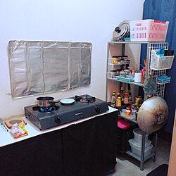 キッチン/DIY/Hallway/pantry/Shelfのインテリア実例 - 2020-05-31 14:06:15