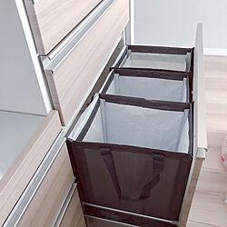 IKEA/キッチン用品/パモウナ/キッチン/パモウナ ゴミ箱...などのインテリア実例 - 2020-09-27 19:36:59