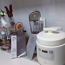Brunoの電気圧力鍋/夏のスペシャルクーポン/RoomClipショッピング/キッチンのインテリア実例 - 2021-08-22 18:18:51