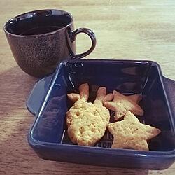 部屋全体/クッキー/カフェ/コーヒー/いいね&フォローありがとうございます☆...などのインテリア実例 - 2020-07-01 07:28:05