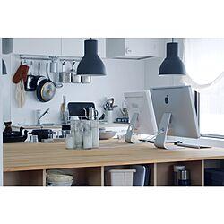 キャンドル/カラーボックス/Mac/IKEA/無印良品...などのインテリア実例 - 2014-08-19 06:58:46
