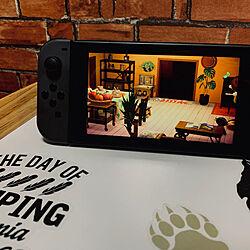 あつまれどうぶつの森/Nintendo switch/リビングのインテリア実例 - 2020-07-02 00:40:28