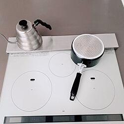 ステンレス/IH/排気口カバー/掃除しやすい家/必需品...などのインテリア実例 - 2021-07-23 09:08:40