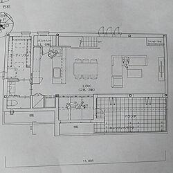 部屋全体/間取り図2F/へーべリアン/2階リビング/ヘーベルハウス...などのインテリア実例 - 2021-06-15 11:24:49
